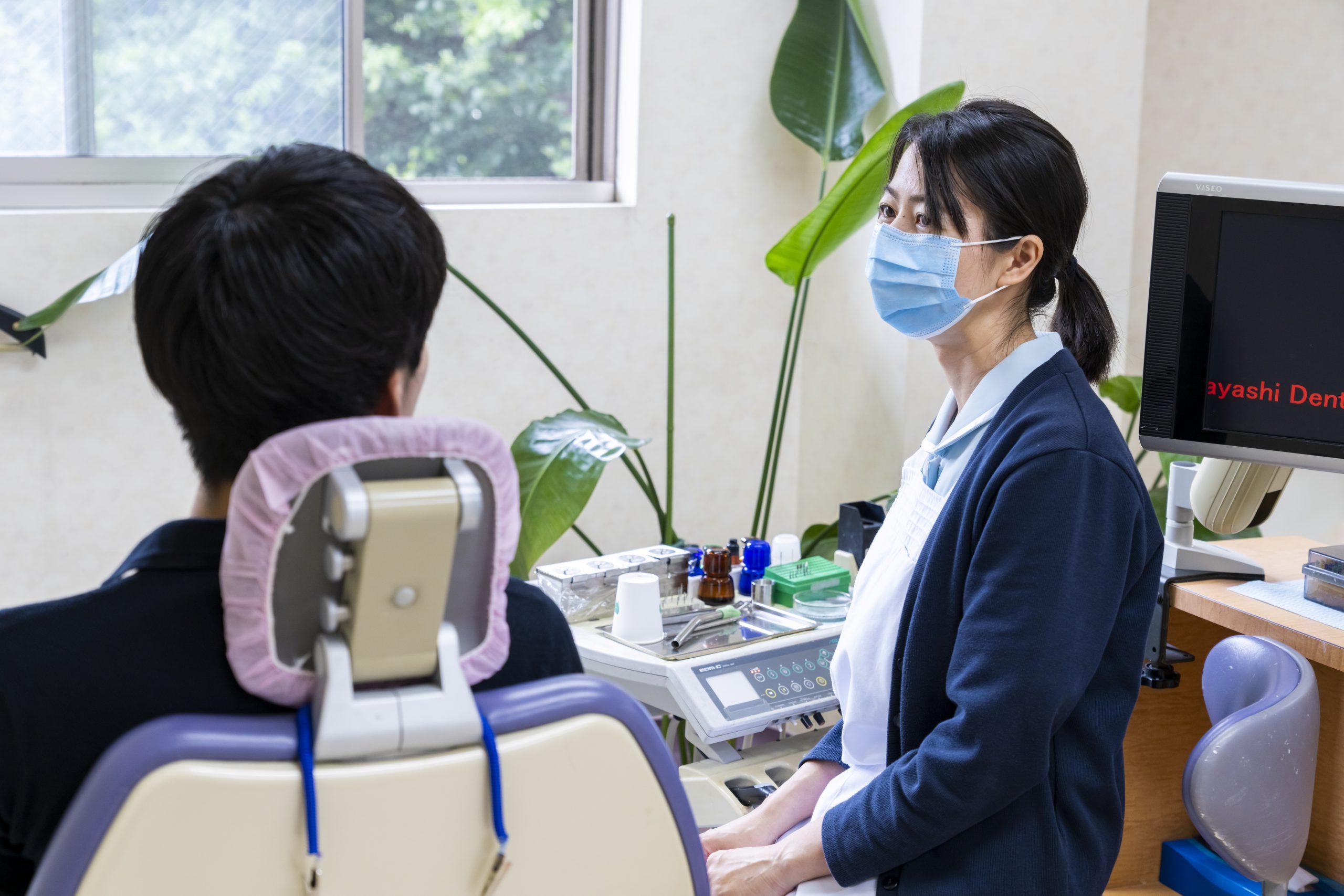 定期検診を受けて虫歯や歯周病を早期に発見