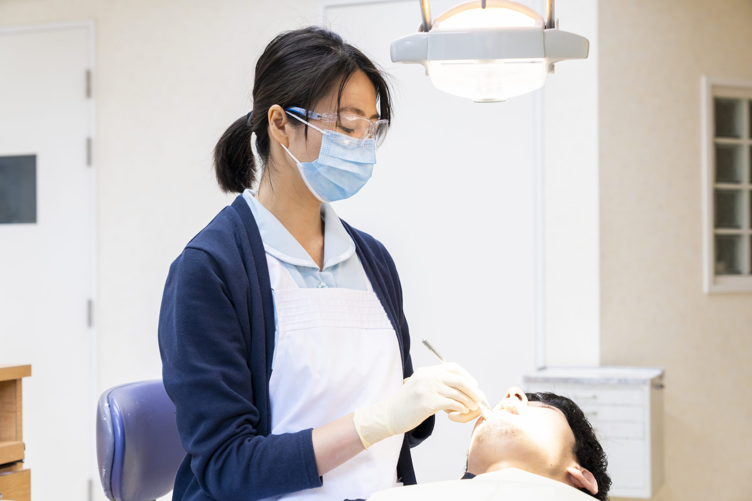 予防治療:歯のお手入れと定期検診