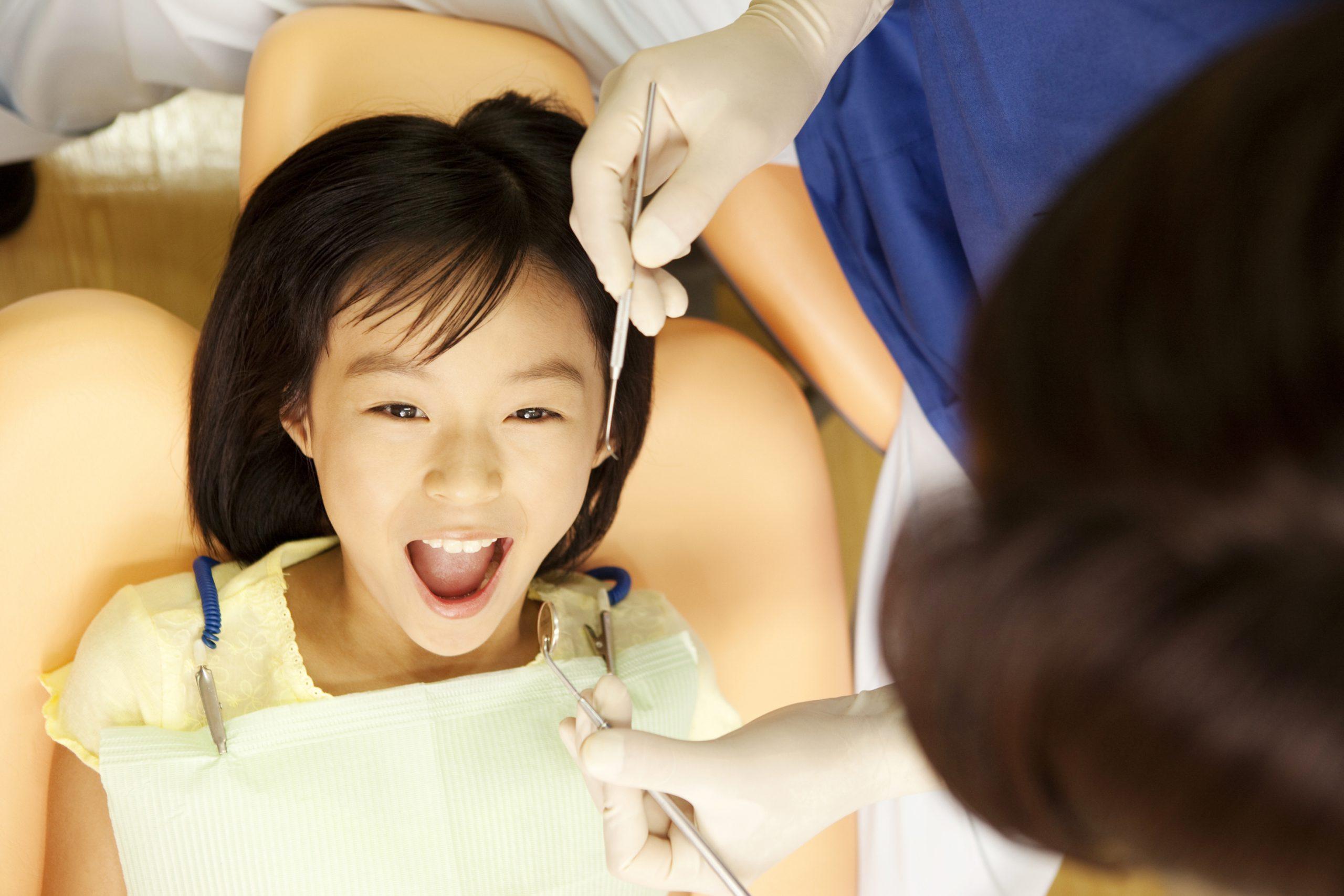 お子さまに歯医者さんを好きになってもらう