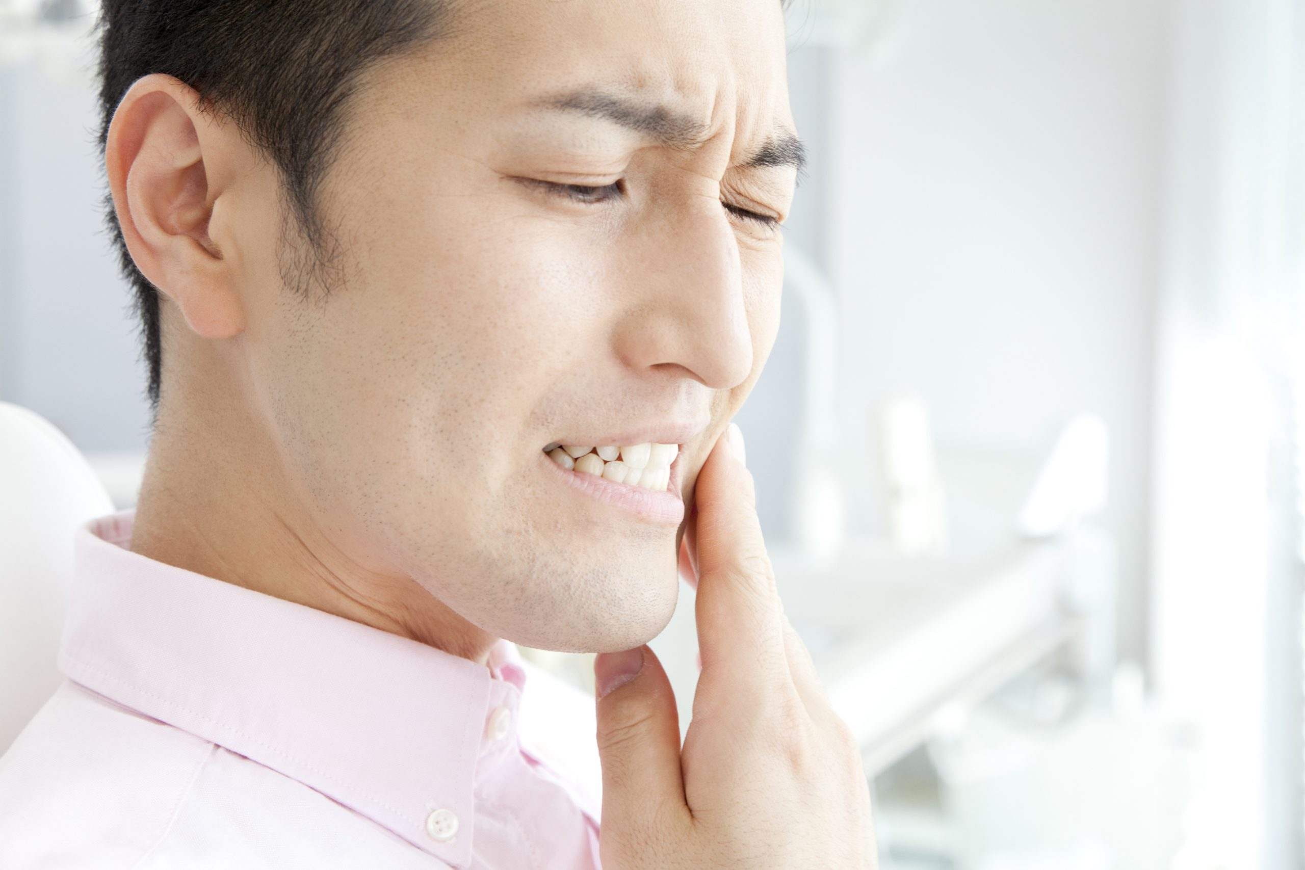 親知らず:抜歯が必要かどうかの判断も大切です